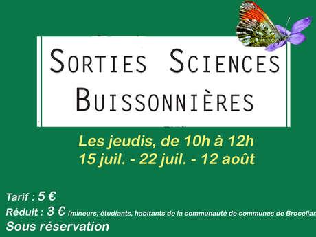Sortie Sciences Buissonnières