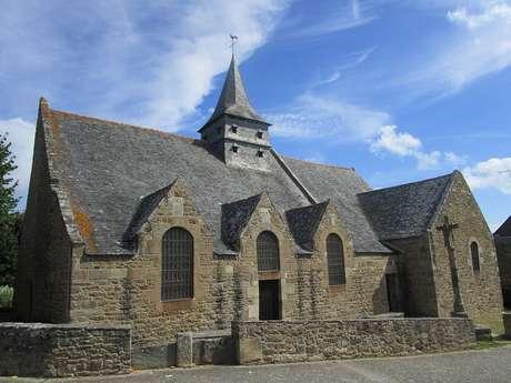 Visite guidée de Saint-Lunaire : Les deux Églises
