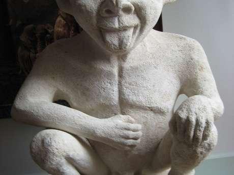 DECOUVERTE DE LA SYMBOLIQUE DES MONUMENTS SACRES DE L EPOQUE ROMANE
