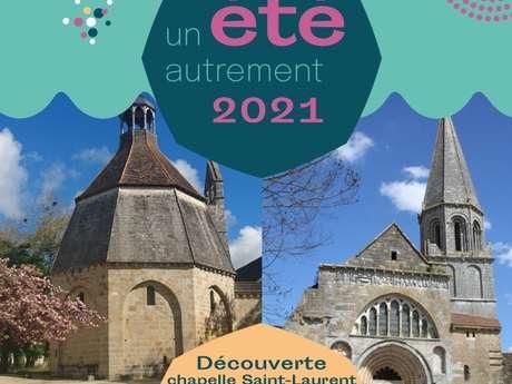 Découverte de la Chapelle Saint-Laurent et de L'Octogone