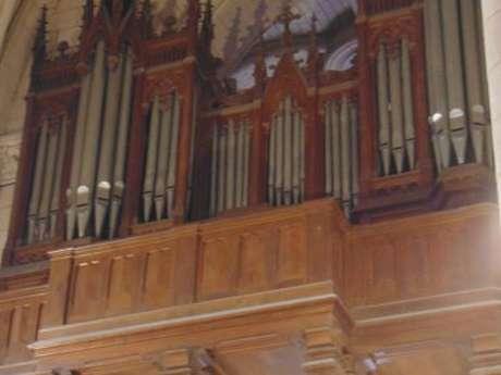 Visita del Gran Órgano Wenner y demostración de sonido
