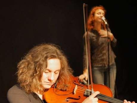 """Goupile et Coyotte - """"Road Trip Electric"""", cabaret musical fantaisiste"""