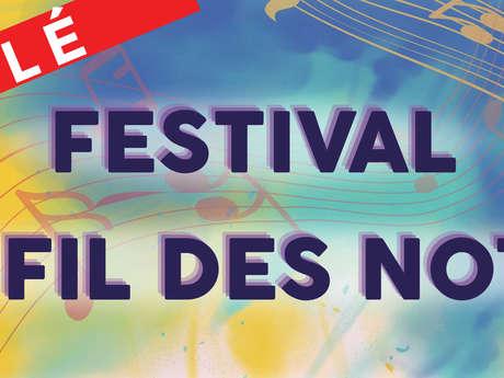 Festival Au Fil des Notes