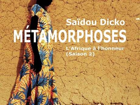 METAMORPHOSES », l'Afrique à l'honneur (saison 2)