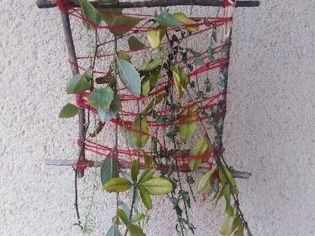 ANNULÉ - Atelier Land Art : tissage végétal