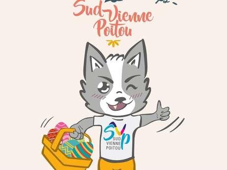La Chasse aux œufs en Sud Vienne Poitou