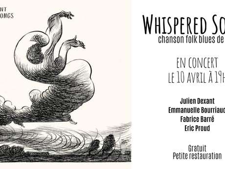 Whispered Songs [rattrapage du 18/04/2020!]