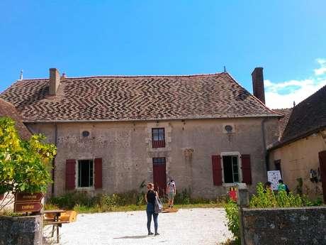 Visitez le site de l'Ecomusée à Juillé à Saulgé  du mercredi au vendredi après-midi pendant les vacances d'automne