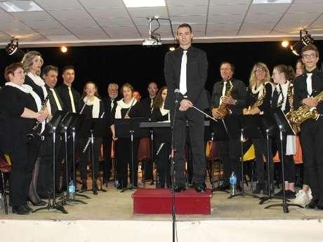 Concert de l'Harmonie Municipale de Chauvigny