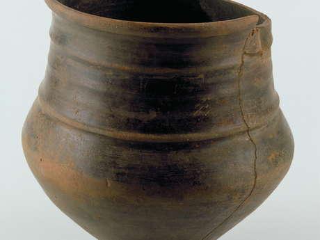 """Objet du mois """"Quel(s) pot(s) ! Un aperçu de la céramique celtique"""""""