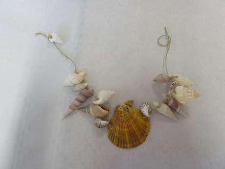 Atelier préhisto' « Collier en coquillages »
