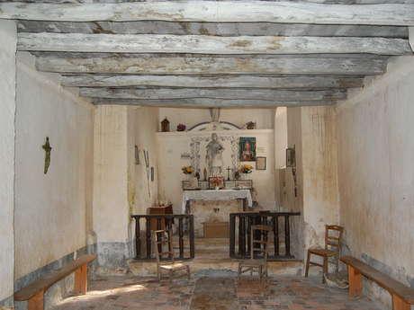 Visita guiada de la capilla de Loubressac en Mazerolles