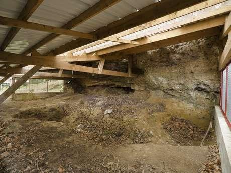 Visite commentée du site préhistorique Pierre Marcel
