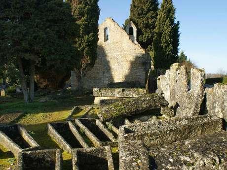 Visite du patrimoine archéologique de Civaux