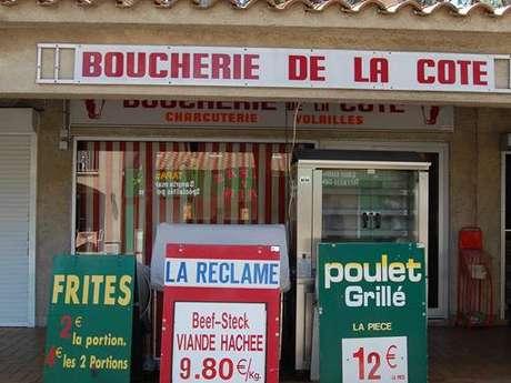 Boucherie de la Côte