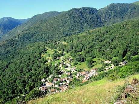 Fête de village à Larcat