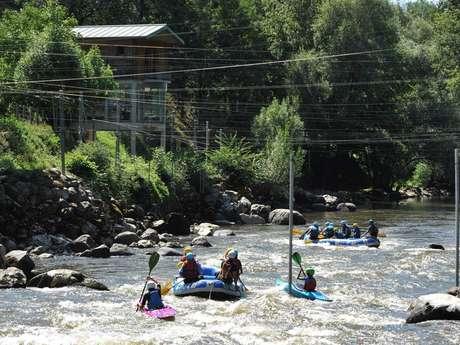 Rafting avec Caverne & Canyon