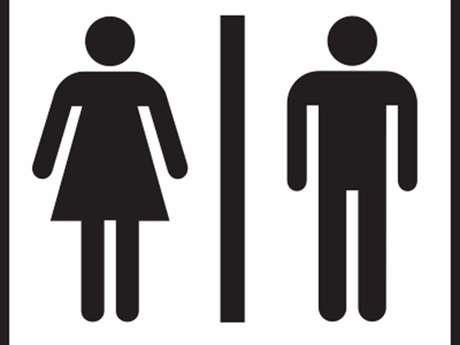 Public Toilets - Ski Resort cash desk