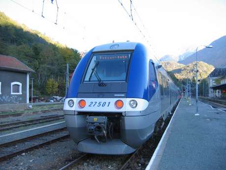 Skirail pour rejoindre les stations des Pyrénées Ariégeoises