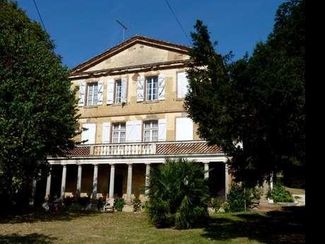 Chambres d'hôtes Mme VASSAL - Domaine du Faget