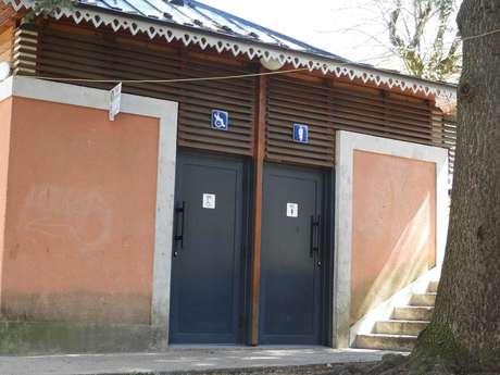 Public Toilets - Casino park