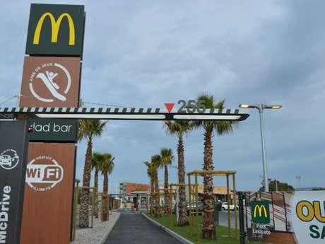 McDonald's Port-Leucate