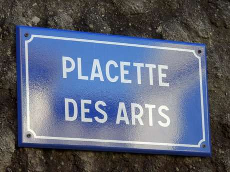 Exposition permanente Placette des Arts