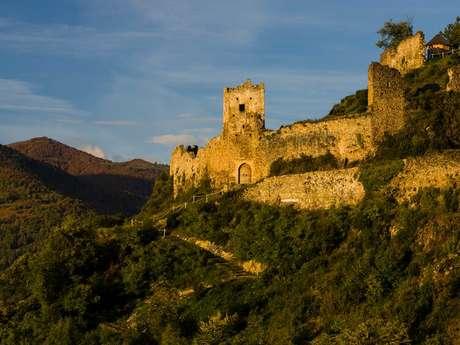 Journées du Patrimoine : Le Château de Lordat