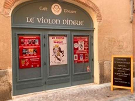 Le Violon Dingue Cafe teatro
