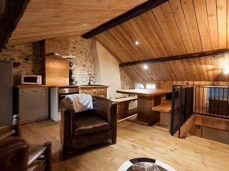 """Appartement 8 personnes """"Le Montcalm"""" à Ax-Les-Thermes"""