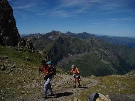 Accompagnateur en montagne été - Ariège Evasion