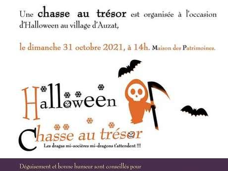 Halloween Chasse au trésor, Les Dragas mi-sorcières mi-dragons t'attendent !