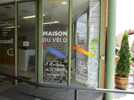 Maison du vélo - bike rental
