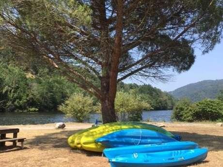 Location paddle et canoë avec Ô Bompas