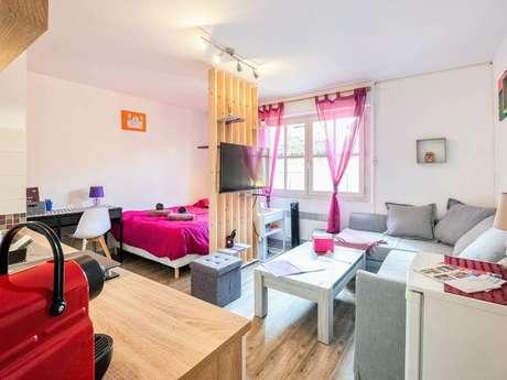 Furnished flat - Au Violon de Montauban