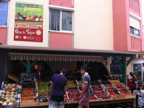 FRUITS ET PRIMEURS Le Petit Jardin