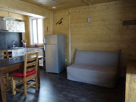 """Studio """"Le Refuge"""" 2 personnes à Ax-les-Thermes"""