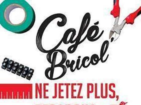 Café Bricol' au Fablab