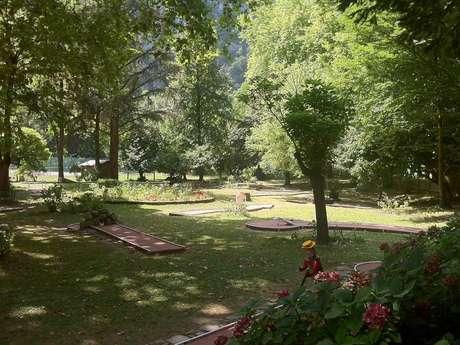 Mini-golf - Ornolac-Ussat-les-Bains