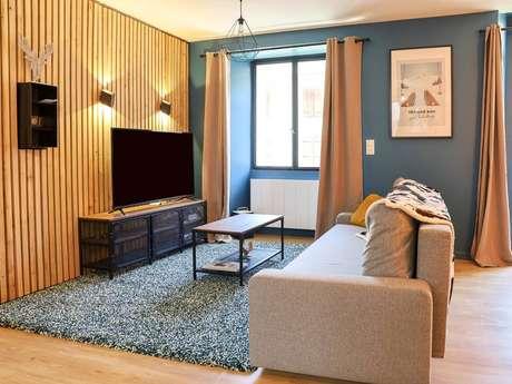 Appartement 8 personnes à Ax-Les-thermes