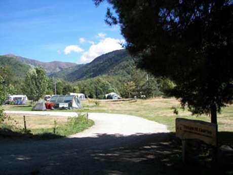 Camping Ascou La Forge
