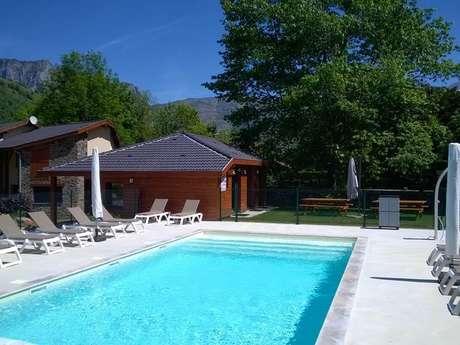 Location de chalets - Les Granges de Léo