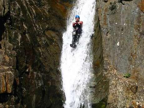 Canyoning avec Adret Canyon