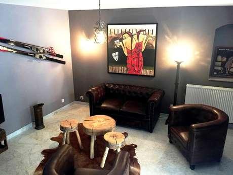 """Appartement 7 personnes """"Le Chioula"""" à Ax-Les-Thermes"""