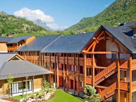 Residencia de turismo Lagrange Confort + Les Chalets d'Ax à Ax-Les-Thermes