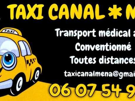 Taxi company - CANAL-MENA