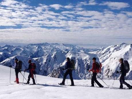 Raquettes avec le Bureau des Guides des Pyrénées Ariègeoises