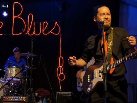 Blues in Sem et Vicdessos Vallée