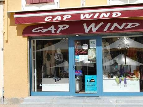 BOUTIQUE Cap Wind