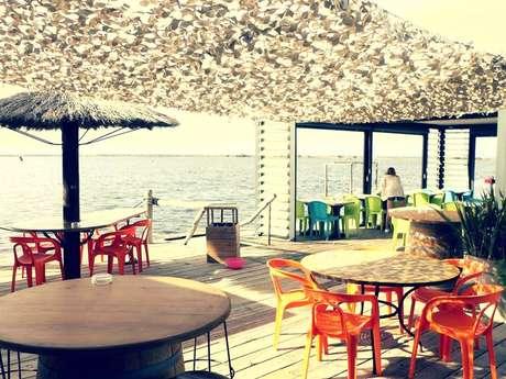 Le Manuia - Restaurant au bord du Lac